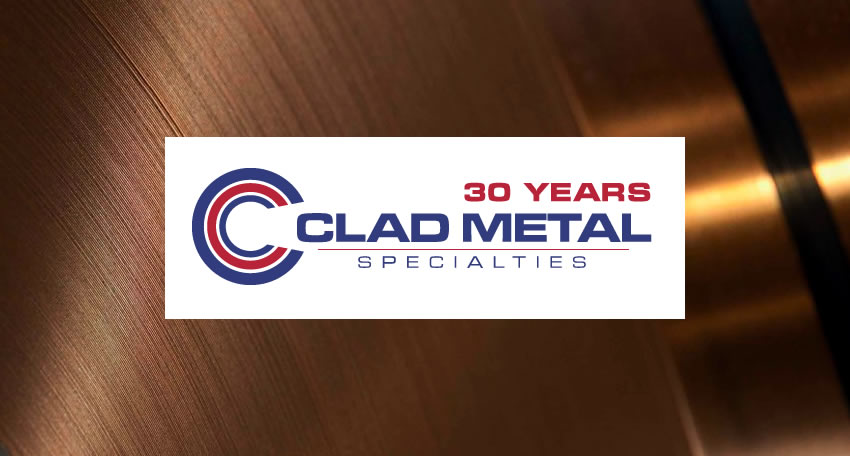 Clad Metal Specialties: 30 Years and Still Evolving